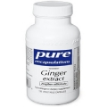 Ginger extract (Zingiber officinale)