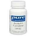Acetyl-l-Carnitine 250mg or 500mg