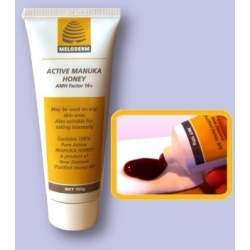 Meloderm 100% - Irradiated UMF16+ Active Manuka Honey