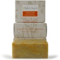Handmade Soap - Sweet Orange and Cinnamon