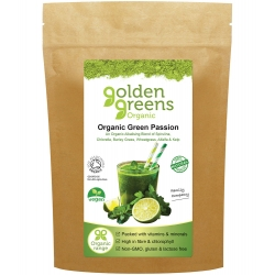 Golden Greens Organic: Green Passion Super Greens