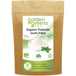 Golden Greens Organic: Inulin Powder