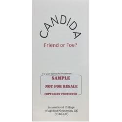 Candida - Friend or Foe (Free Sample)