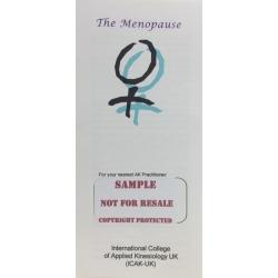 The Menopause (Free Sample)