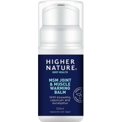 MSM Joint & Muscle Balm
