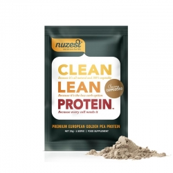 Nuzest Clean Lean Protein Single Serve Sachet - Real Coffee (renamed Creamy Cappuccino)