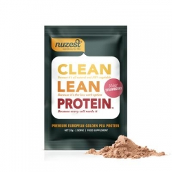 Nuzest Clean Lean Protein Single Serve Sachet - Wild Strawberry