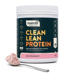 Nuzest Clean Lean Protein - Wild Strawberry