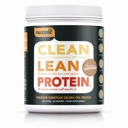 Nuzest Clean Lean Protein - Creamy Cappuccino