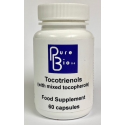 Tocotrienols (with mixed tocopherols)