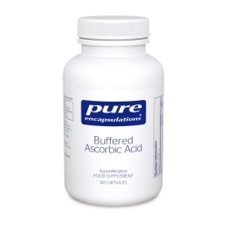Buffered Ascorbic Acid capsules