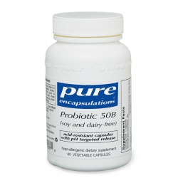 Probiotic 50B (soy and dairy free)