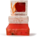 Aromatherapy Soap - Sweet Orange & Cinnamon