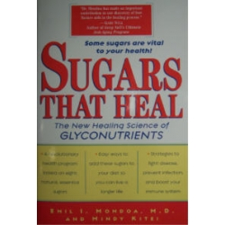 Sugars That Heal - Emil Mondoa & Mindy Kitei